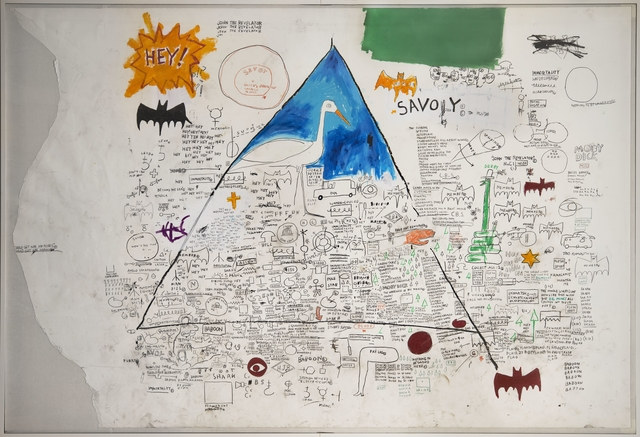 Jean-Michel Basquiat, 'Untitled', 1986, Brooklyn Museum