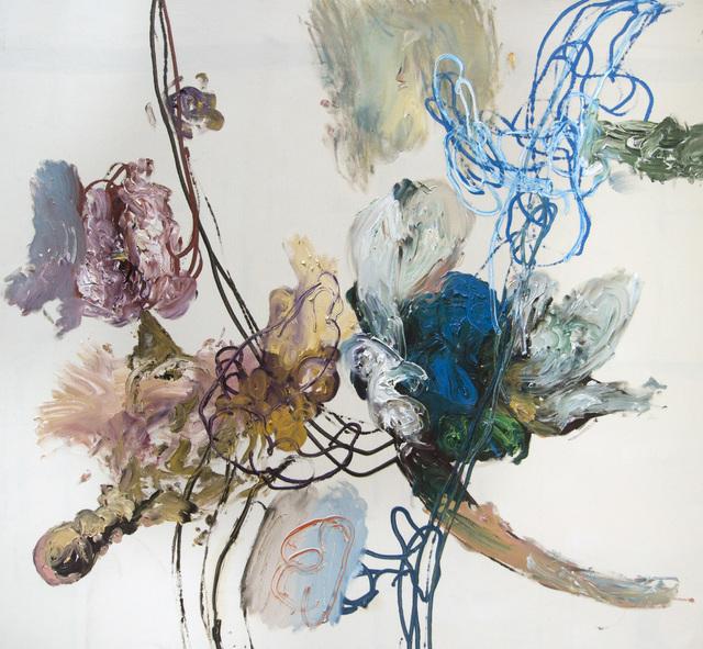 , 'Desnudo en la cuerda floja,' 2018, Servando Galería de Arte