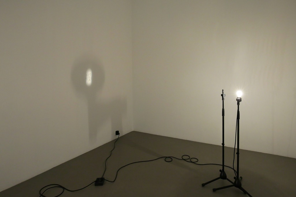 Shadow Symbol #3, installation view