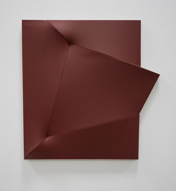 Jan Maarten Voskuil, 'Unlimitation in red', 2019, Sebastian Fath Contemporary