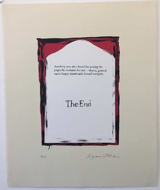 , 'No Title (thanking you),' 2006, The LODGE