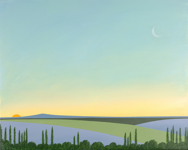 Terence Netter, 'Twilight in Provence', 2015, Woodward Gallery