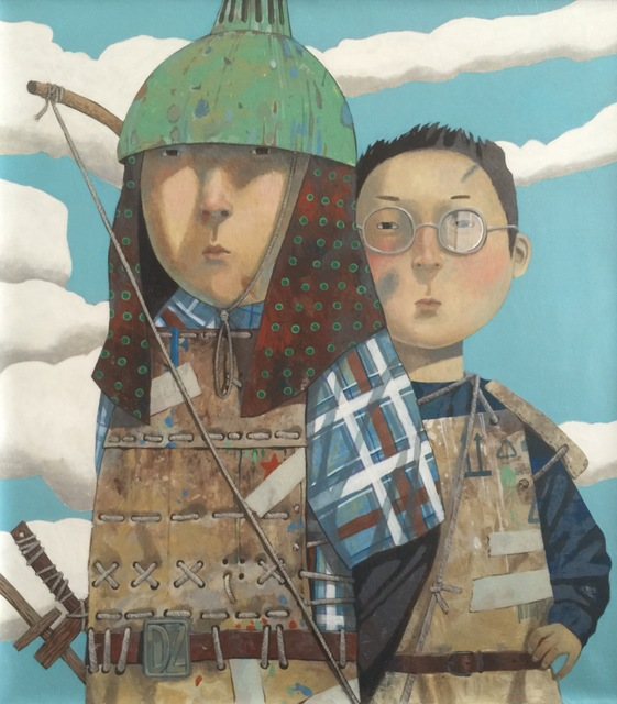 , 'Heroes of the Day,' 2016, Gallery Khankhalaev