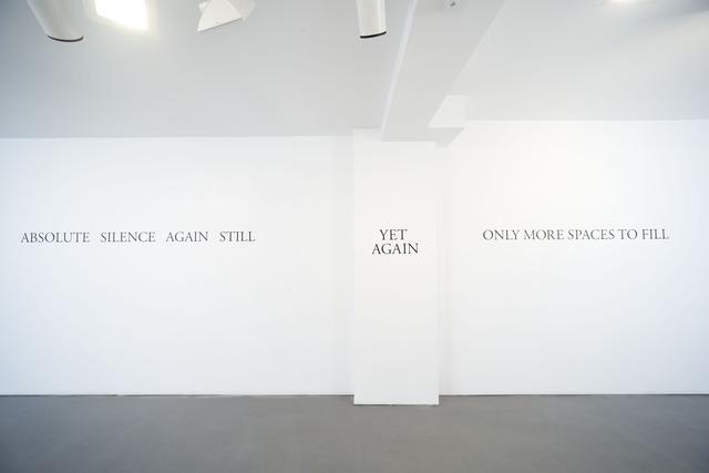 , 'Alone,' 2013, Sabrina Amrani