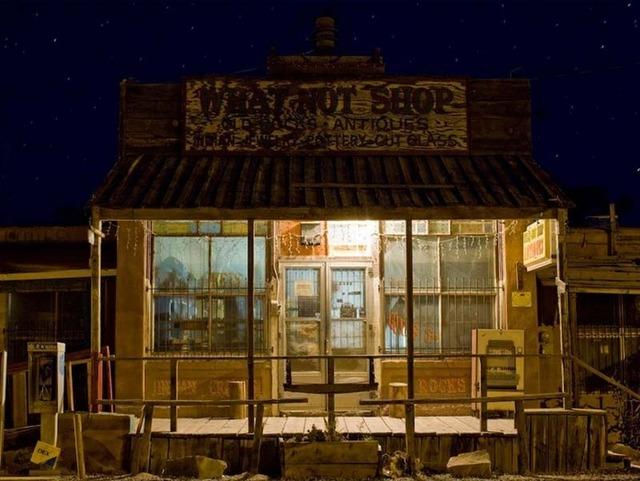 , 'What Not Shop, Cerillos, New Mexico,' 2007, Contessa Gallery