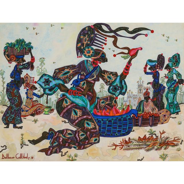 Boubacar Coulibaly, 'Untitled', 1978, PIASA