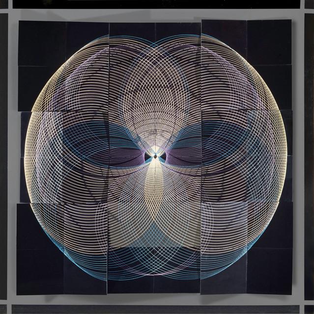 , 'Pintura generativa montaje ,' 1970, Museo de Arte Contemporáneo de Buenos Aires