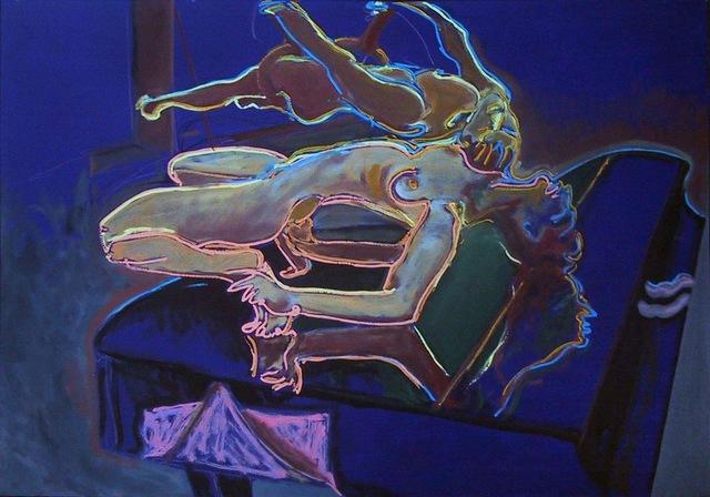 , 'Flügel,' 1985, Beck & Eggeling
