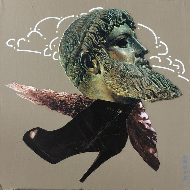 , 'antiBODIES – Hermes ,' 2017, ACS GALLERY
