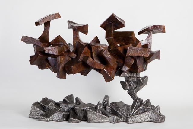 Malcolm D. MacDougall III, 'Parallel Worlds', 2009, Keene Arts