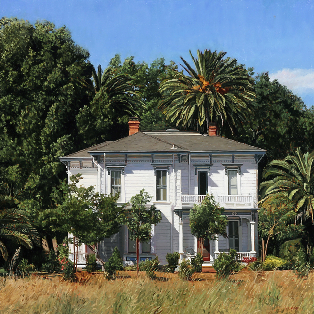 , 'Yountville House,' , Gallery 1261