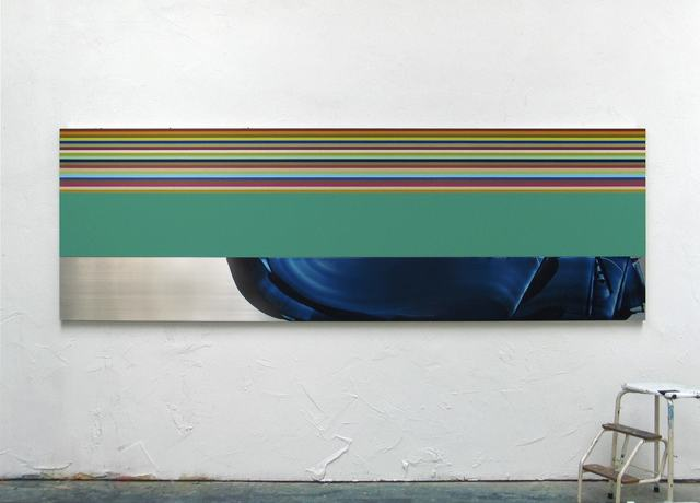 Hyun-Ju Ahn, 'a042007-1 (Unfolded Lines series)', 2007, Artistics