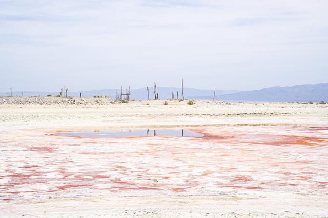 , 'Dreamland/ Salton Sea,' 2017, Andra Norris Gallery