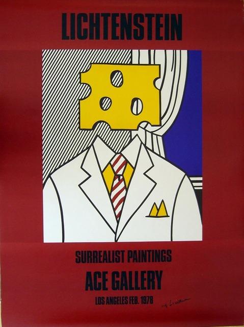 Roy Lichtenstein, 'Poster: Ace Gallery', Hamilton-Selway Fine Art