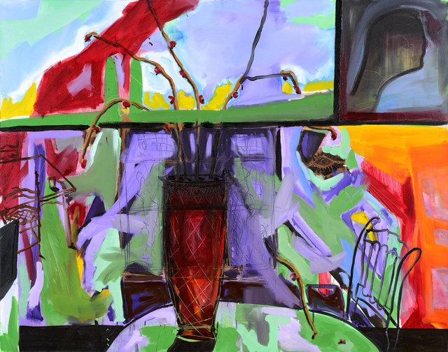 , 'At The Window,' , Exhibit No. 9