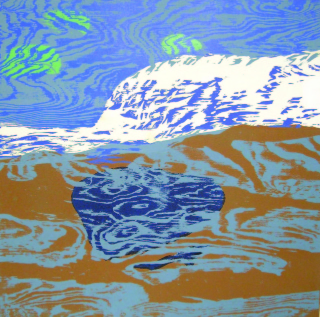 , 'Summer Wave,' 2007, Albert Merola Gallery