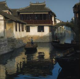 , 'Early Morning, Zhou Zhuang,' 2008, Odon Wagner Contemporary