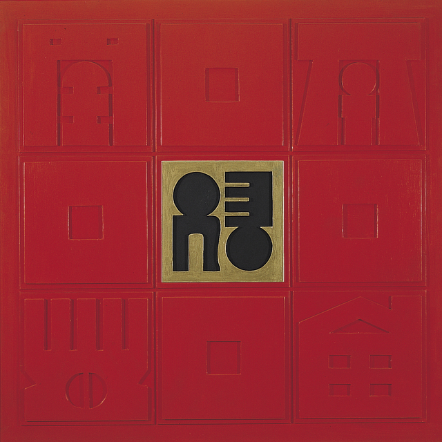 , 'LifeⅠ,' 1974, Liang Gallery