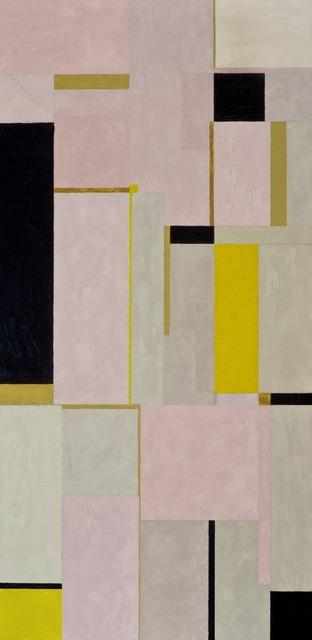 , 'Amarillo, Rosa y Negro II,' 2011, Cecilia de Torres, Ltd.