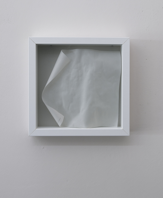 , 'Fold,' 2014, dr. julius | ap