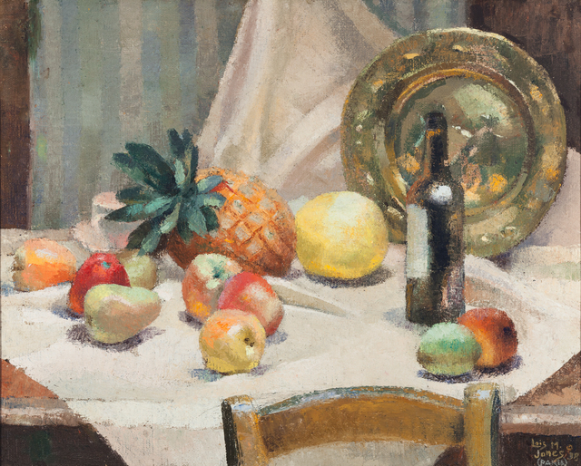 , 'Still Life Pineapple,' 1938, ACA Galleries