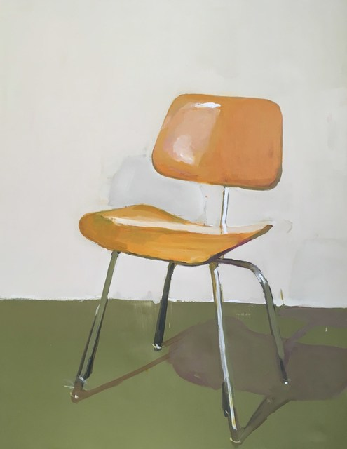 , 'MID-CENTURY SCHOOL CHAIR,' , saltfineart