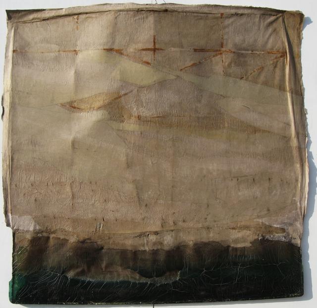 Brunivo Buttarelli, 'Verde amaro di fondo / Vitter green background', 2010, Galleria il Lepre