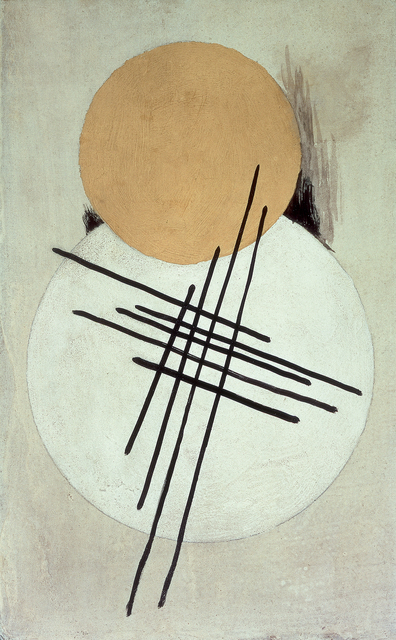, 'Non-Objective Composition,' ca. 1920, Annely Juda Fine Art
