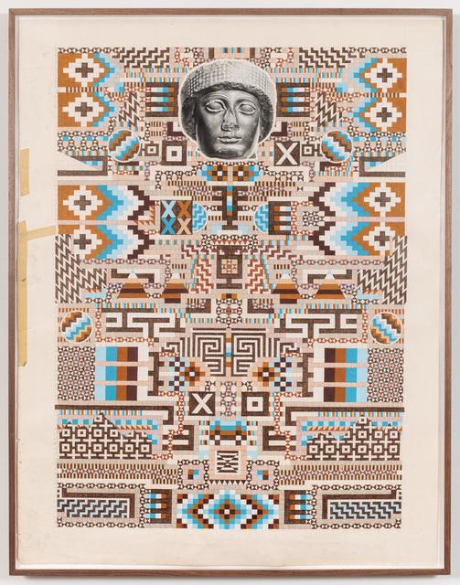 , 'Earth Totem (Headband),' 2015, Asya Geisberg Gallery