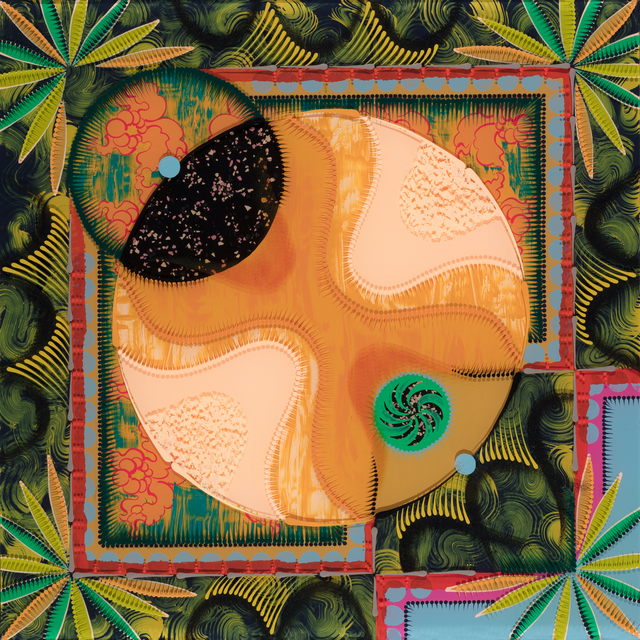Tara Austin, 'Boreal VIII', 2020, Painting, Acrylic on plexiglass, Joseph Nease Gallery