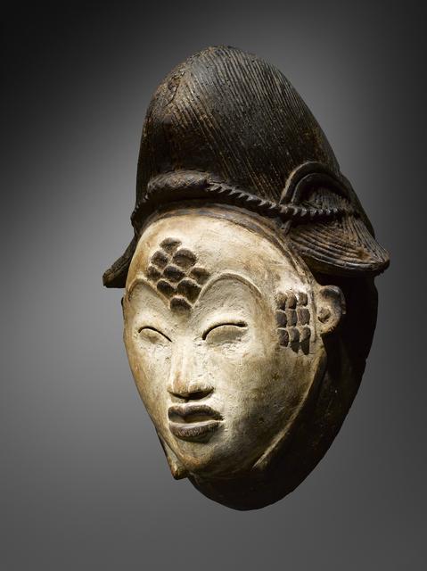 , 'Okuyi Mask - Lumbu people (Gabon),' 19th Century, Galerie Bernard Dulon