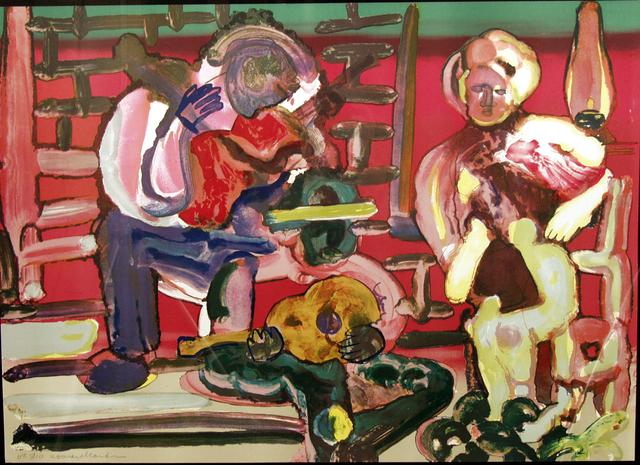 Romare Bearden, 'Louisiana Serenade', 1979, ACA Galleries