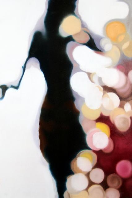 , 'Circling the Drain,' 2017, Bitfactory Gallery