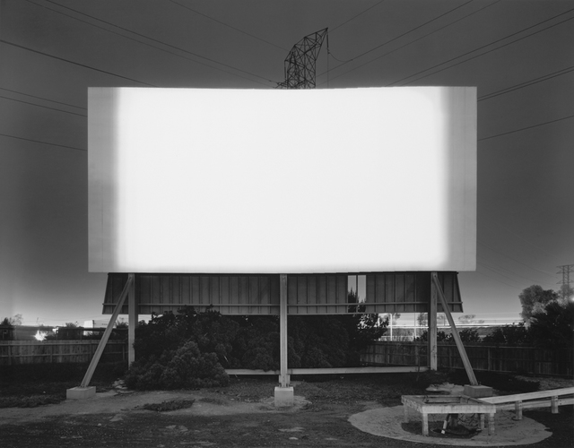 , 'South Bay Drive-In, South Bay,' 1993, Pace/MacGill Gallery