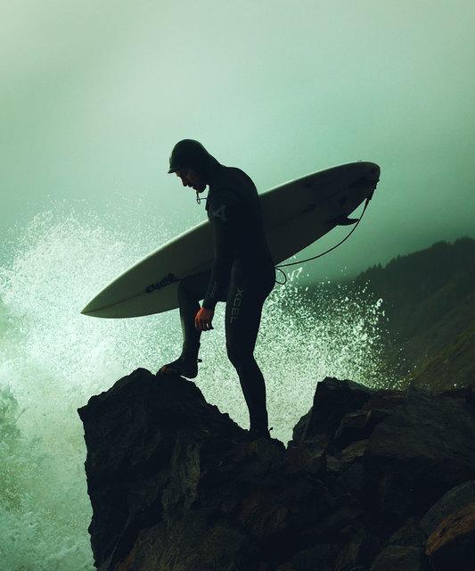 Alex Farnum, 'Dive In', ArtStar
