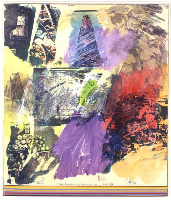 , 'Thai XIII,' 1983, Academy Art Museum