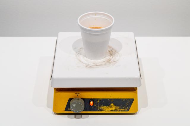 , 'Half Cup Saffron,' 2015, Grey Noise
