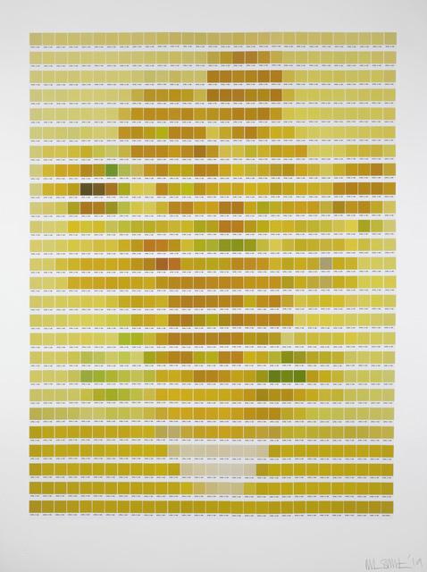 Nick Smith, 'Van Gogh - Sunflowers', 2019, Rhodes