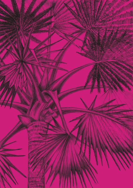 , 'Palm Tree Session 5,' 2017, PPC Philipp Pflug Contemporary