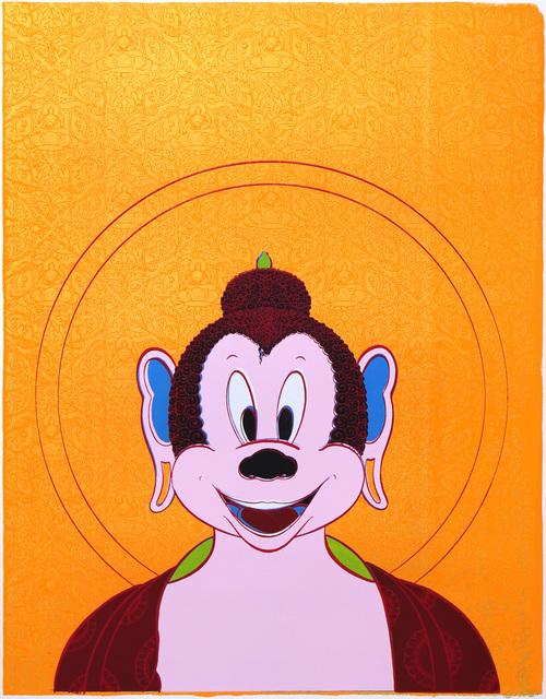 Tenzing Rigdol, 'When Mickey Got Enlightened!', 2018, Rossi & Rossi