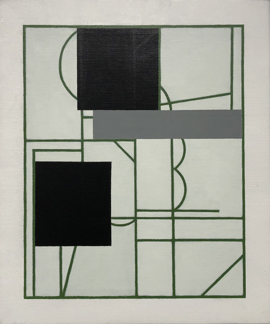, 'Untitled (LK18.008),' 2016, Elizabeth Harris Gallery