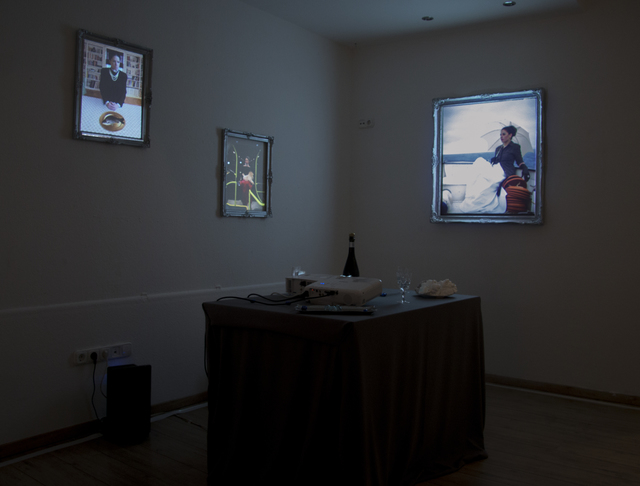 Eirini Sourdiaki, 'Forever Royalties (with Anna Rubi)', 2016, MyMuseum