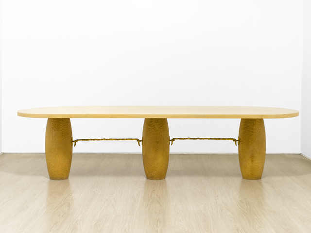 ", '""Barbara"" table,' 1988, Mouvements Modernes"