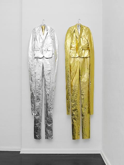 , 'Suits,' 2012, Galerie Lisa Kandlhofer