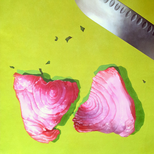 , 'Tuna Steaks,' 2015, Ro2 Art
