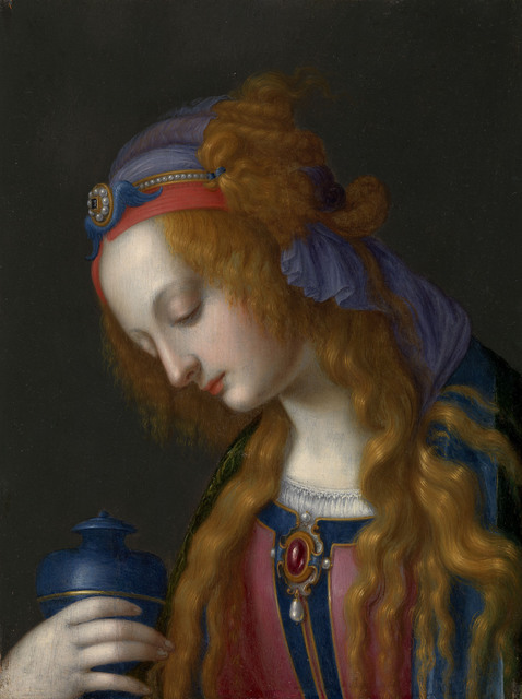 , 'Mary Magdalene, The Myrrhbearer ,' First half 17th century, Benjamin Proust Fine Art Limited