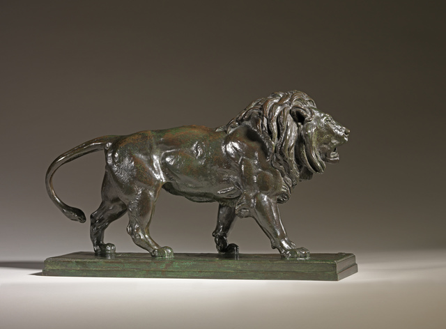 , 'Walking Lion,' 1870, Sladmore Contemporary