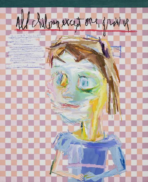 , 'Wendy Darling,' 2016, Pyo Gallery
