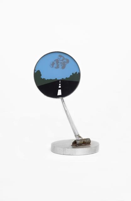 , 'Side-View Mirror,' ca. 1969, Cosmocosa