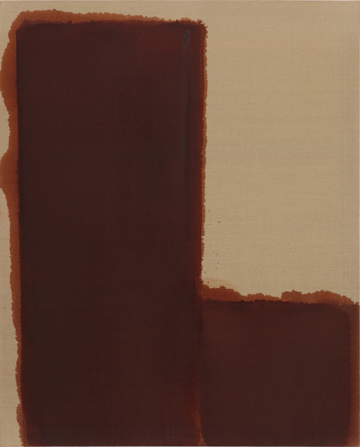, 'Burnt Umber & Ultramarine,' 1991, PKM Gallery